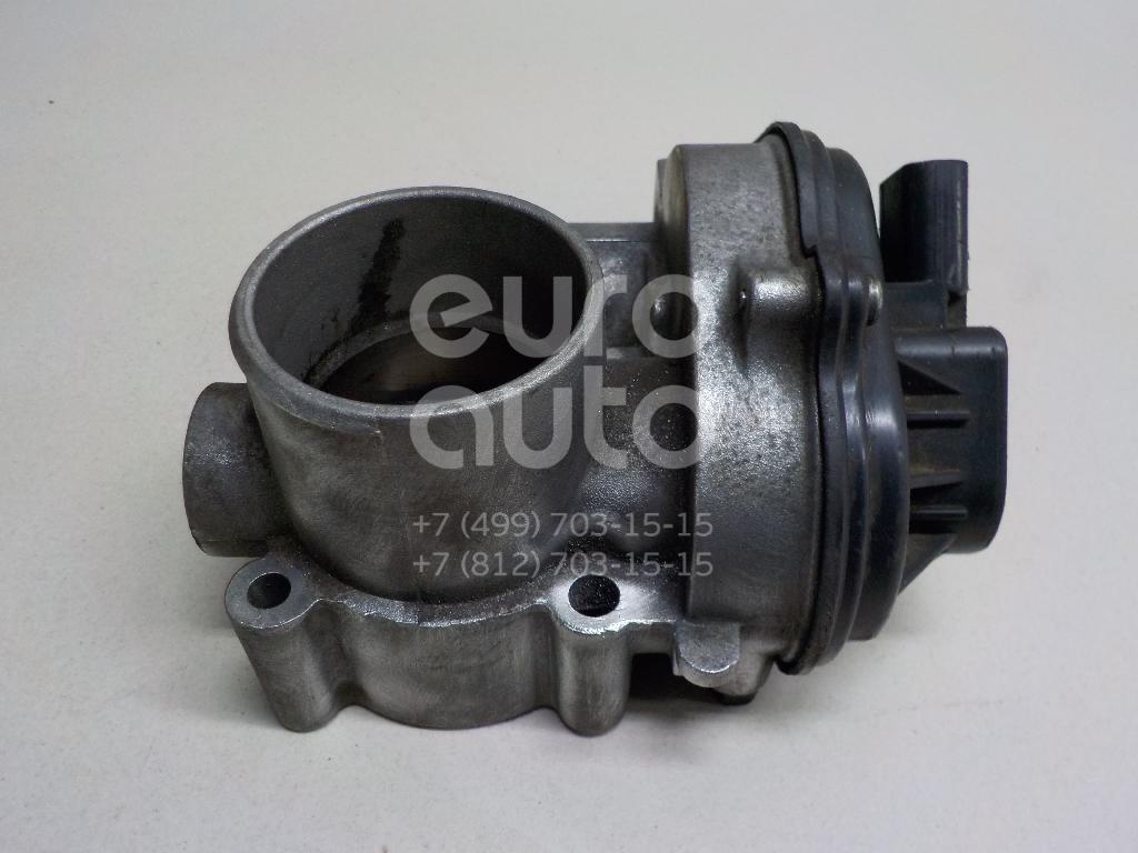 Заслонка дроссельная электрическая для Ford Focus II 2008-2011 - Фото №1