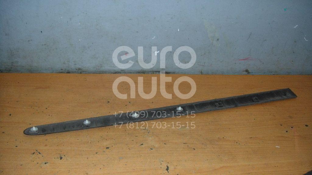 Молдинг передней правой двери для Peugeot 206 1998-2012 - Фото №1