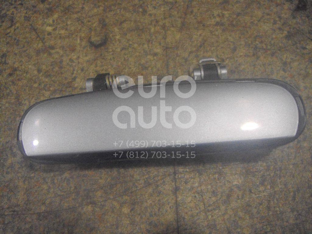 Ручка двери наружная левая для Audi Allroad quattro 2000-2005;A3 (8L1) 1996-2003;A4 [B5] 1994-2000;A6 [C5] 1997-2004;A8 1998-2003 - Фото №1