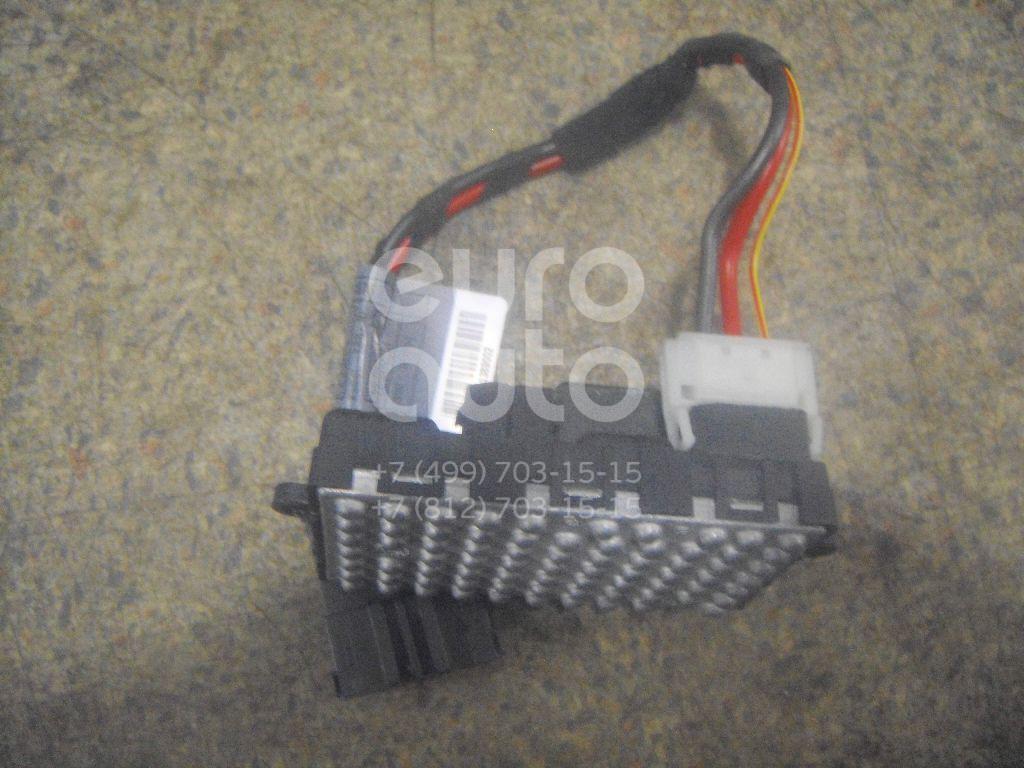 Резистор отопителя для BMW 5-серия E60/E61 2003-2009 - Фото №1