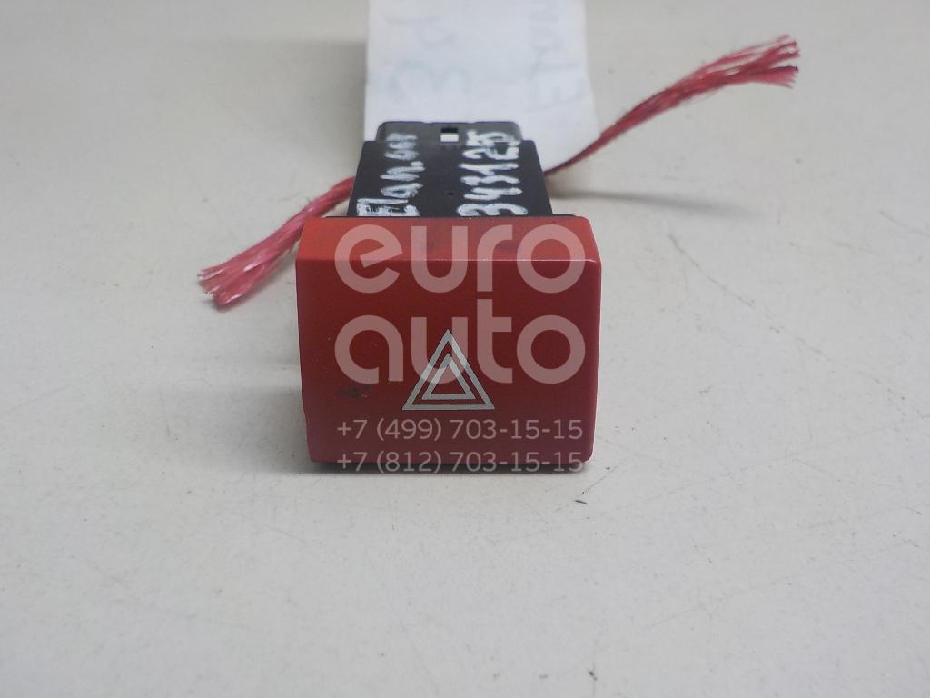 Кнопка аварийной сигнализации для Hyundai Elantra 2000-2005 - Фото №1