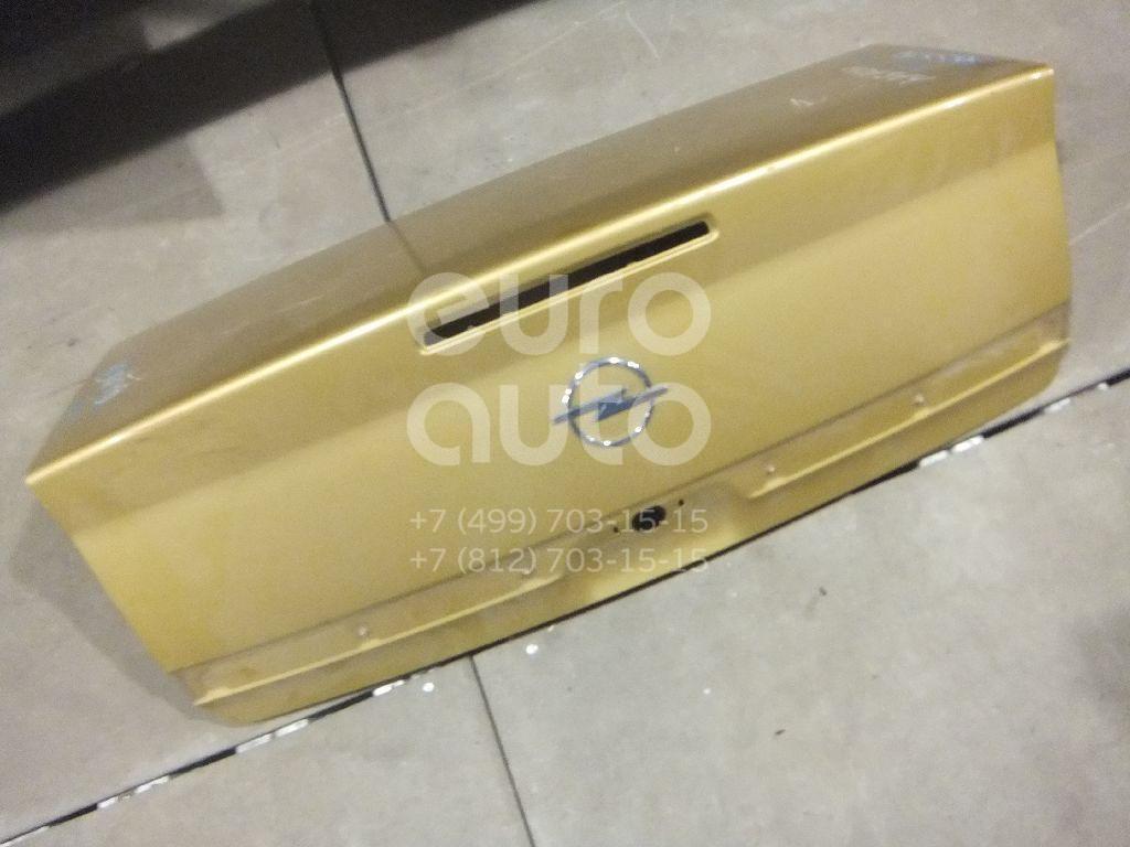 Крышка багажника для Opel Vectra C 2002-2008 - Фото №1