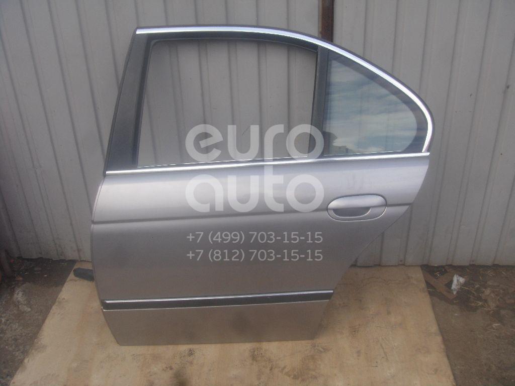 Дверь задняя левая для BMW 5-серия E39 1995-2003 - Фото №1