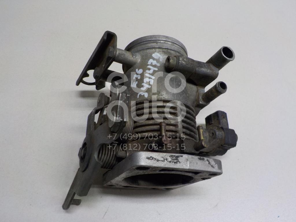 Заслонка дроссельная механическая для BMW 3-серия E36 1991-1998;5-серия E34 1988-1995;3-серия E30 1982-1991 - Фото №1