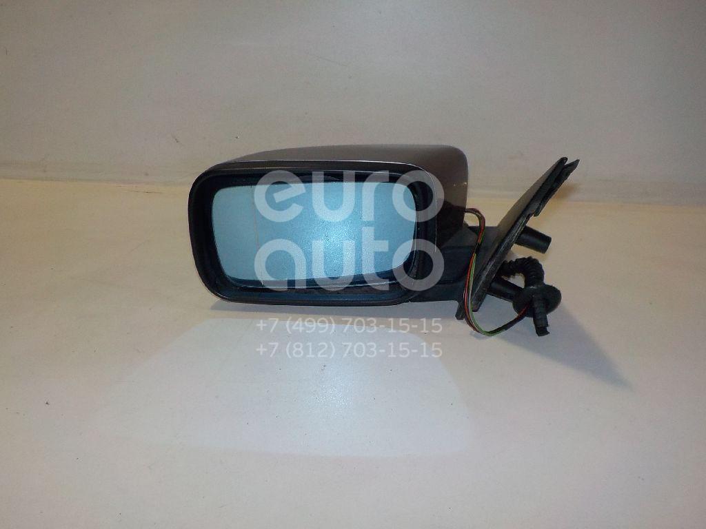 Зеркало левое электрическое для BMW 5-серия E39 1995-2003 - Фото №1