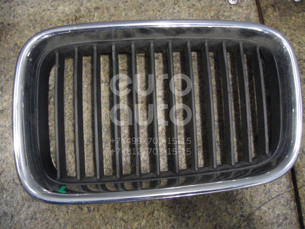 Решетка радиатора левая для BMW 3-серия E36 1991-1998 - Фото №1