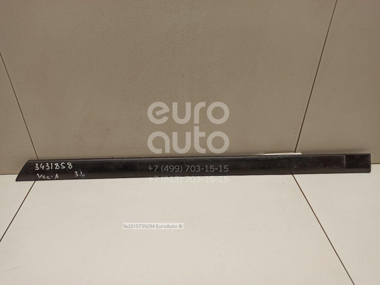 Молдинг задней левой двери для Opel Vectra A 1988-1995 - Фото №1
