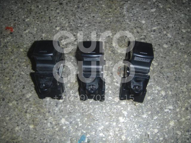 Кнопка стеклоподъемника для Nissan Teana J32 2008-2013;Qashqai (J10) 2006-2014;Murano (Z51) 2008-2016;Qashqai+2 (JJ10) 2008-2014 - Фото №1