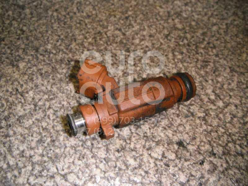 Форсунка инжекторная электрическая для Kia Carens 2002-2006;Spectra 2001-2011 - Фото №1
