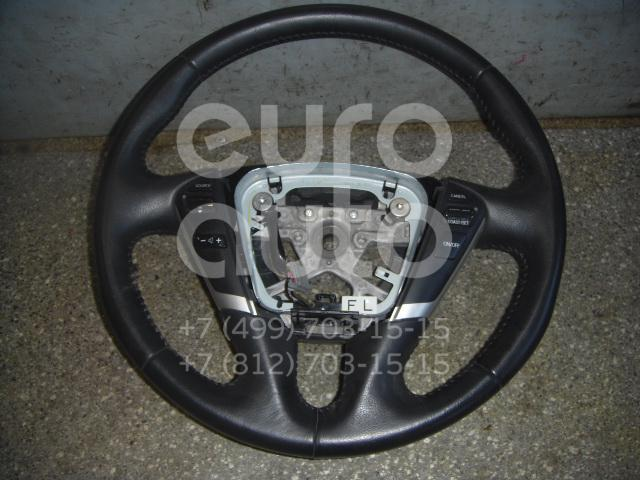 Рулевое колесо для AIR BAG (без AIR BAG) для Nissan Teana J32 2008-2013 - Фото №1