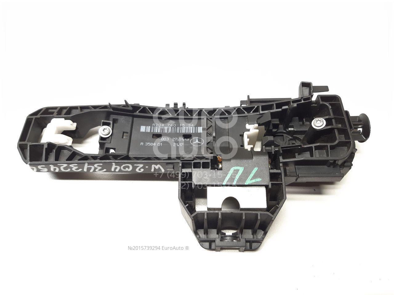 Кронштейн ручки для Mercedes Benz W204 2007-2015;GLK-Class X204 2008-2015;W212 E-Klasse 2009>;W166 M-Klasse (ML/GLE) 2011> - Фото №1