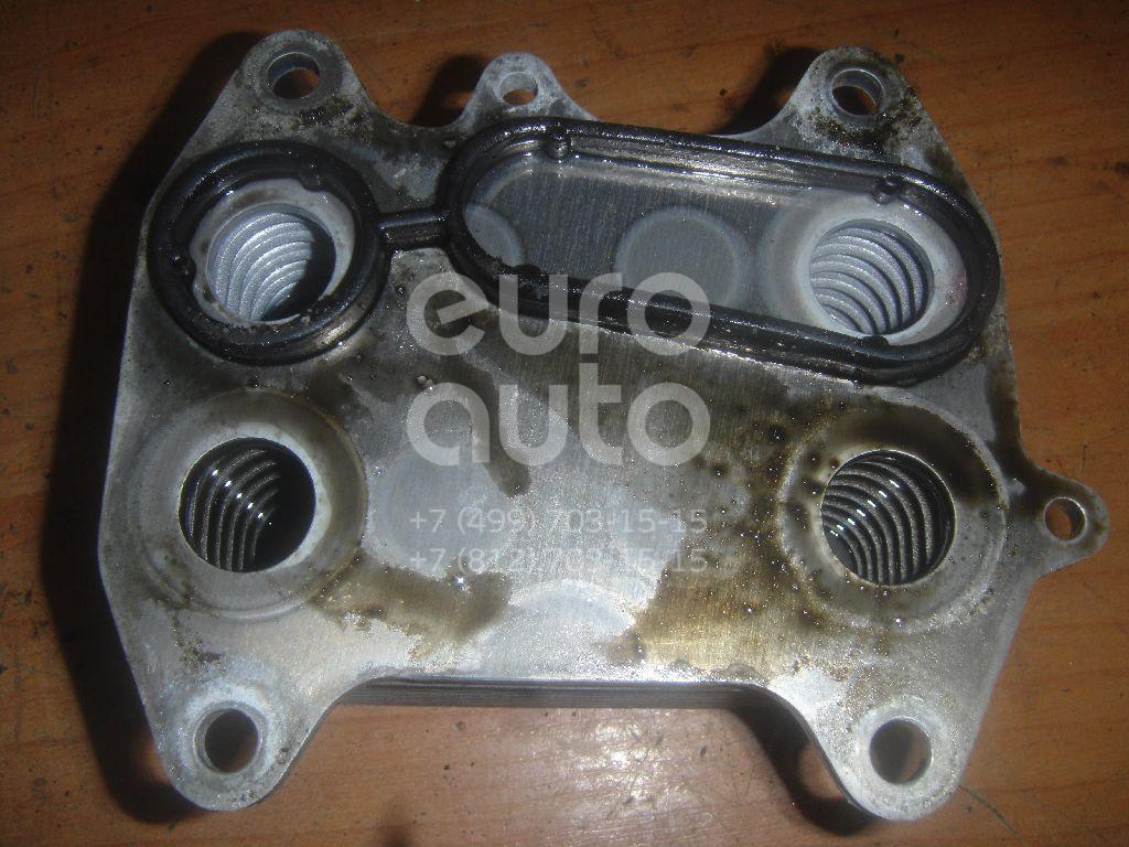 Радиатор масляный для VW,Seat,Audi Transporter T5 2003-2015;Caddy III 2004-2015;Jetta 2006-2011;Ibiza V 2008>;Crafter 2006>;Tiguan 2007-2011;Leon (1P1) 2005-2013;A5/S5 [8T] Coupe/Sportback 2008-2016;Q5 [8R] 2008-2017;A4 [B8] 2007-2015 - Фото №1