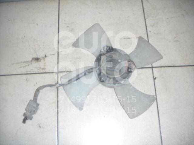 Вентилятор радиатора для Subaru Legacy (B11) 1994-1998 - Фото №1