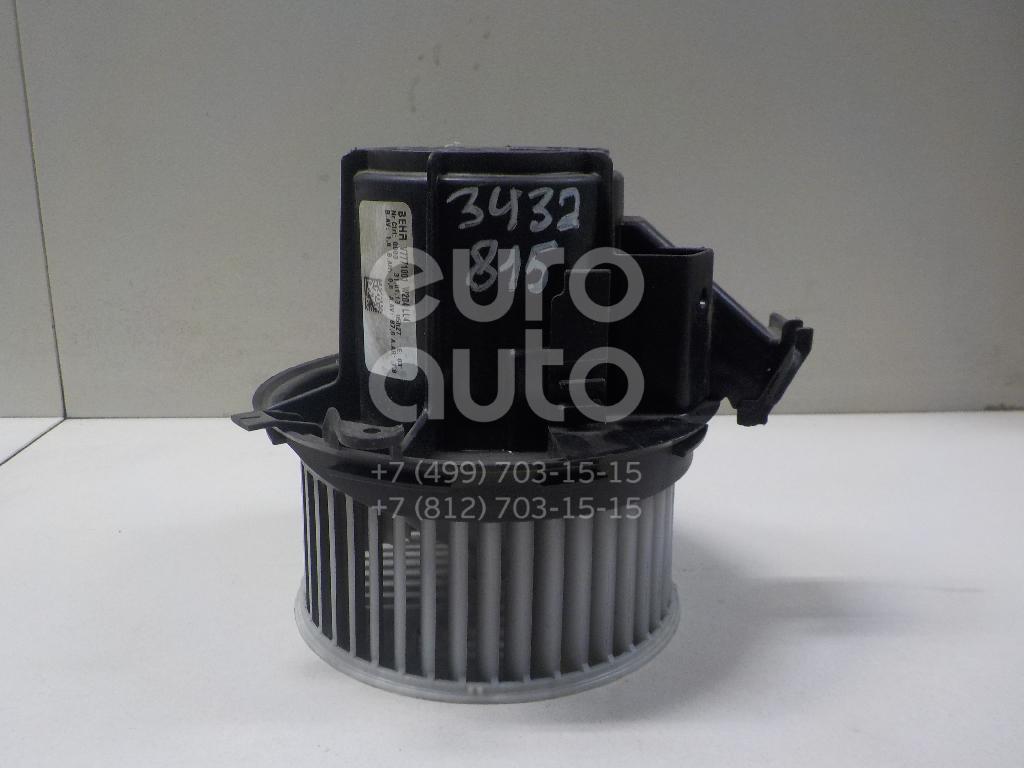 Моторчик отопителя для Mercedes Benz W204 2007-2015 - Фото №1
