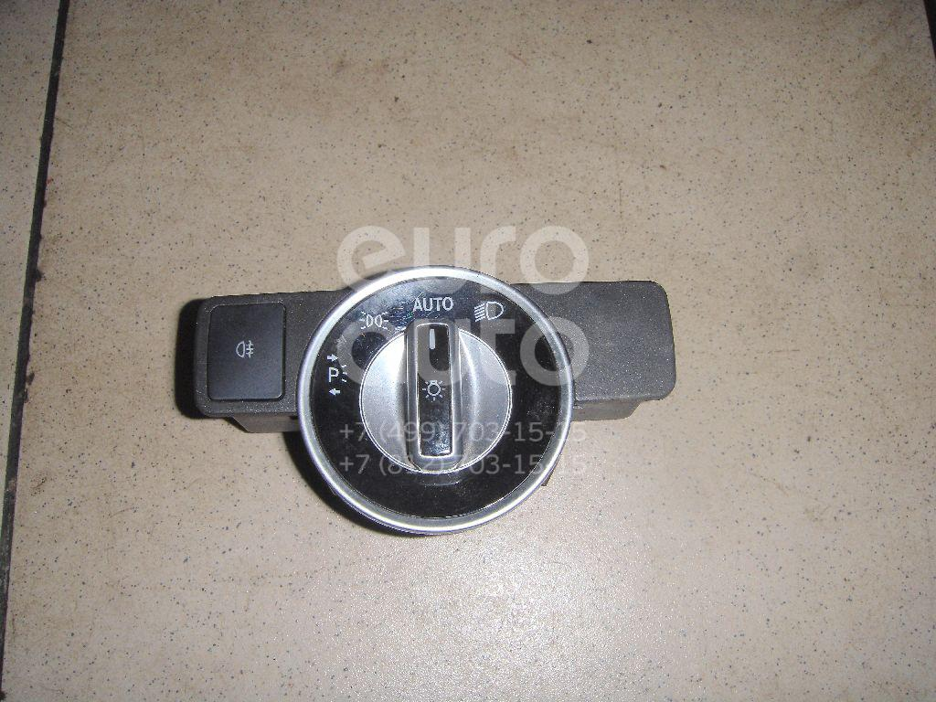 Переключатель света фар для Mercedes Benz W204 2007-2015 - Фото №1