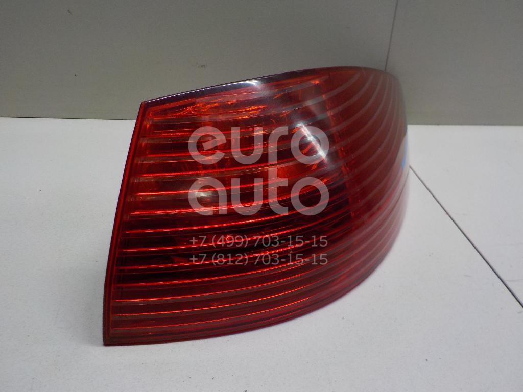 Фонарь задний наружный правый для Peugeot 607 2000-2010 - Фото №1