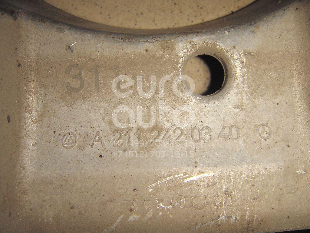 Кронштейн КПП для Mercedes Benz W204 2007-2015;G-Class W463 1989>;R230 SL 2001-2012;W203 2000-2006;C209 CLK coupe 2002-2010;W219 CLS 2004-2010;W221 2005-2013;W164 M-Klasse (ML) 2005-2011;W211 E-Klasse 2002-2009;R171 SLK 2004-2011 - Фото №1