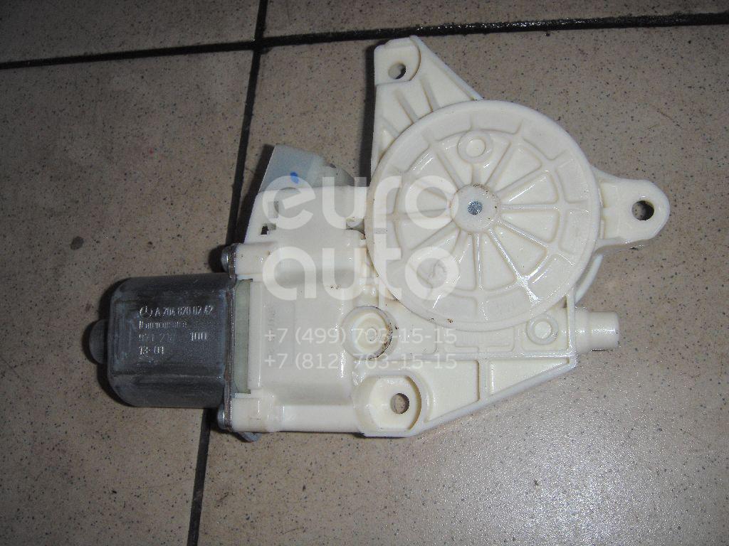 Моторчик стеклоподъемника для Mercedes Benz W204 2007-2015;GLK-Class X204 2008-2015;W212 E-Klasse 2009-2016 - Фото №1