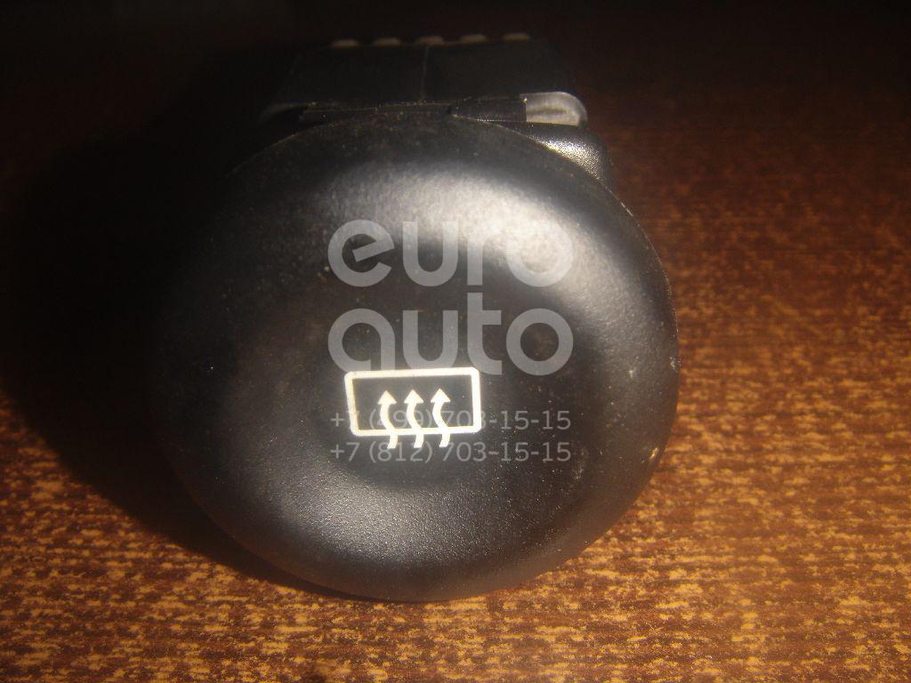 Кнопка обогрева заднего стекла для Renault,Opel Master II 1999-2010;Movano 1998> - Фото №1