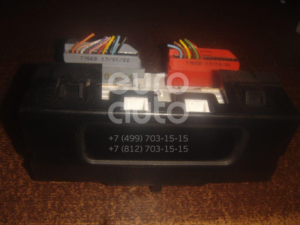 Дисплей информационный для Renault Master II 2000-2010;Kangoo 2003-2007;Clio/Symbol 1998-2008 - Фото №1