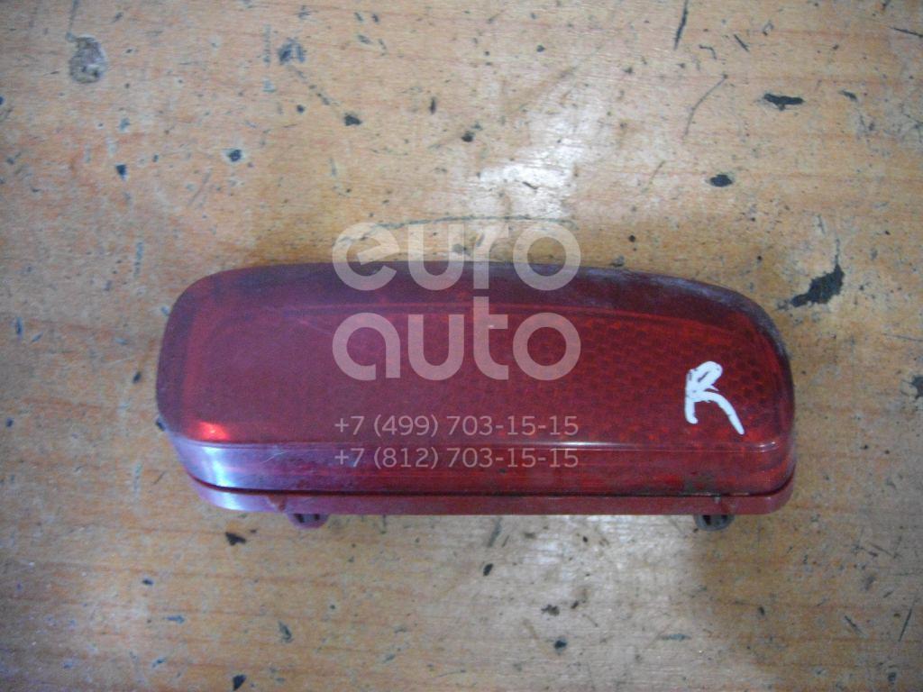 Отражатель в бампер задний правый для Peugeot,Citroen 607 2000-2010;C5 2005-2008;Expert II 2007-2016 - Фото №1