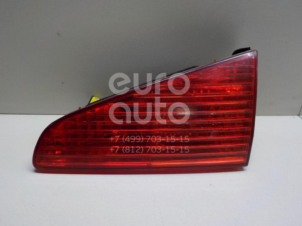 Фонарь задний внутренний правый для Peugeot 607 2000> - Фото №1