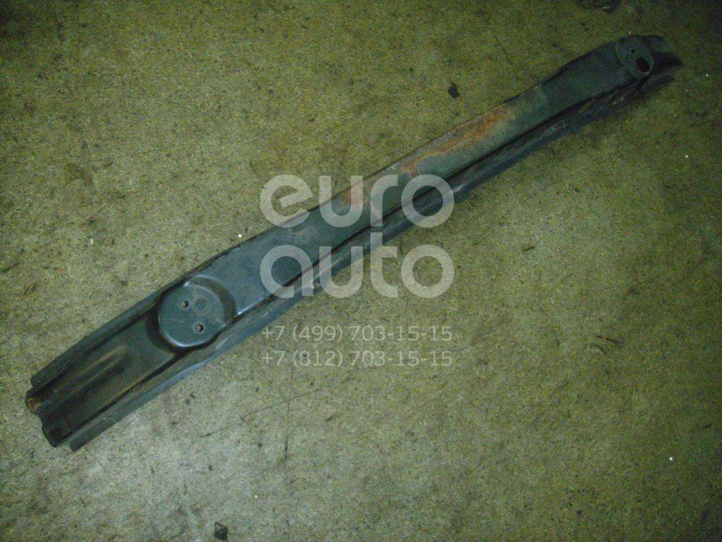 Усилитель переднего бампера для Peugeot 607 2000-2010 - Фото №1