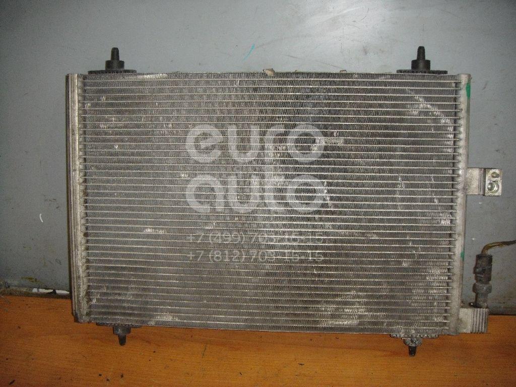 Радиатор кондиционера (конденсер) для Peugeot 607 2000> - Фото №1