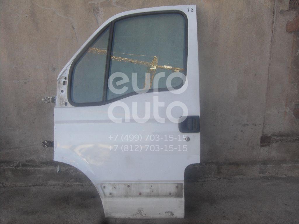 Дверь передняя левая для Renault,Opel Master II 1999-2010;Movano 1998> - Фото №1