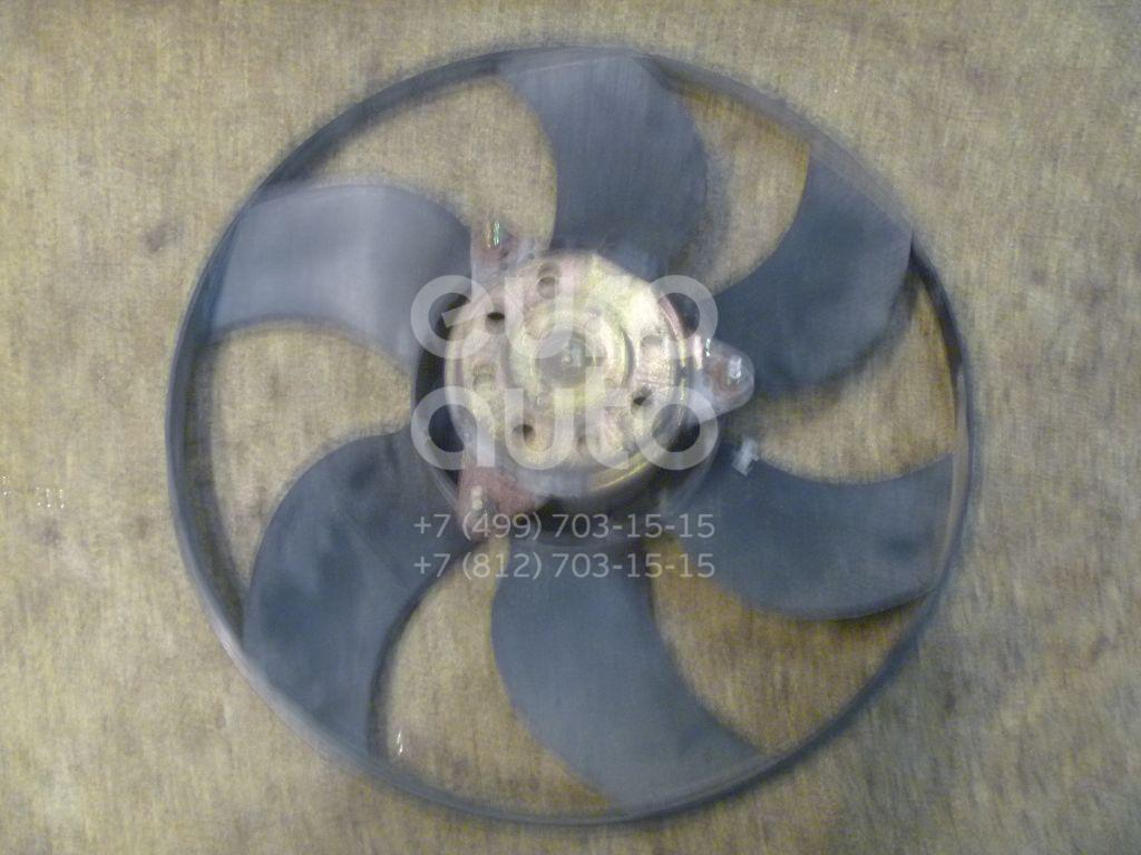 Вентилятор радиатора для Renault Master II 2000-2010;Movano 1998> - Фото №1