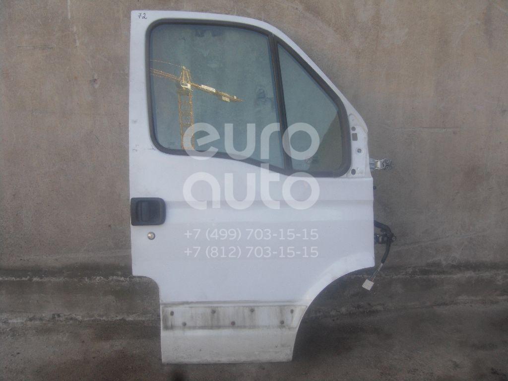 Дверь передняя правая для Renault,Opel Master II 1999-2010;Movano 1998> - Фото №1