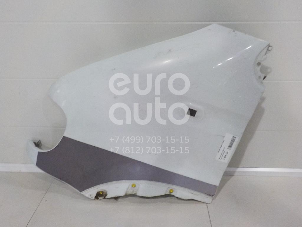Крыло переднее левое для Renault Master II 1999-2010 - Фото №1