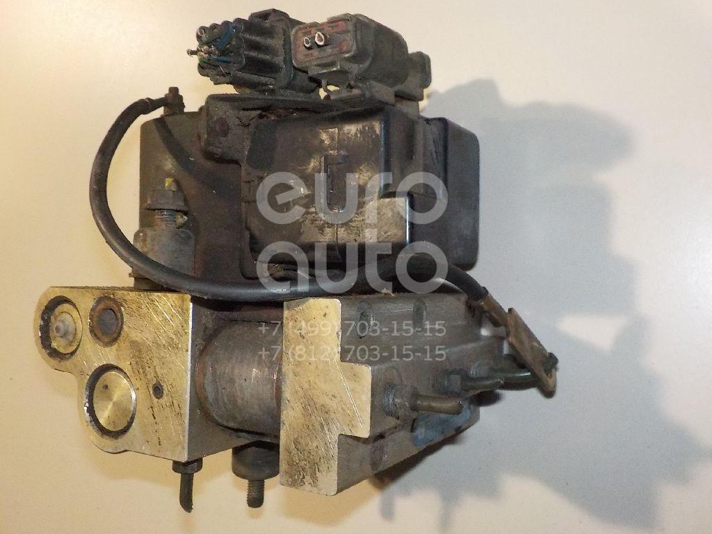 Блок ABS (насос) для Subaru Legacy (B11) 1994-1998;Impreza (G10) 1993-1996;Legacy (B10) 1989-1992 - Фото №1
