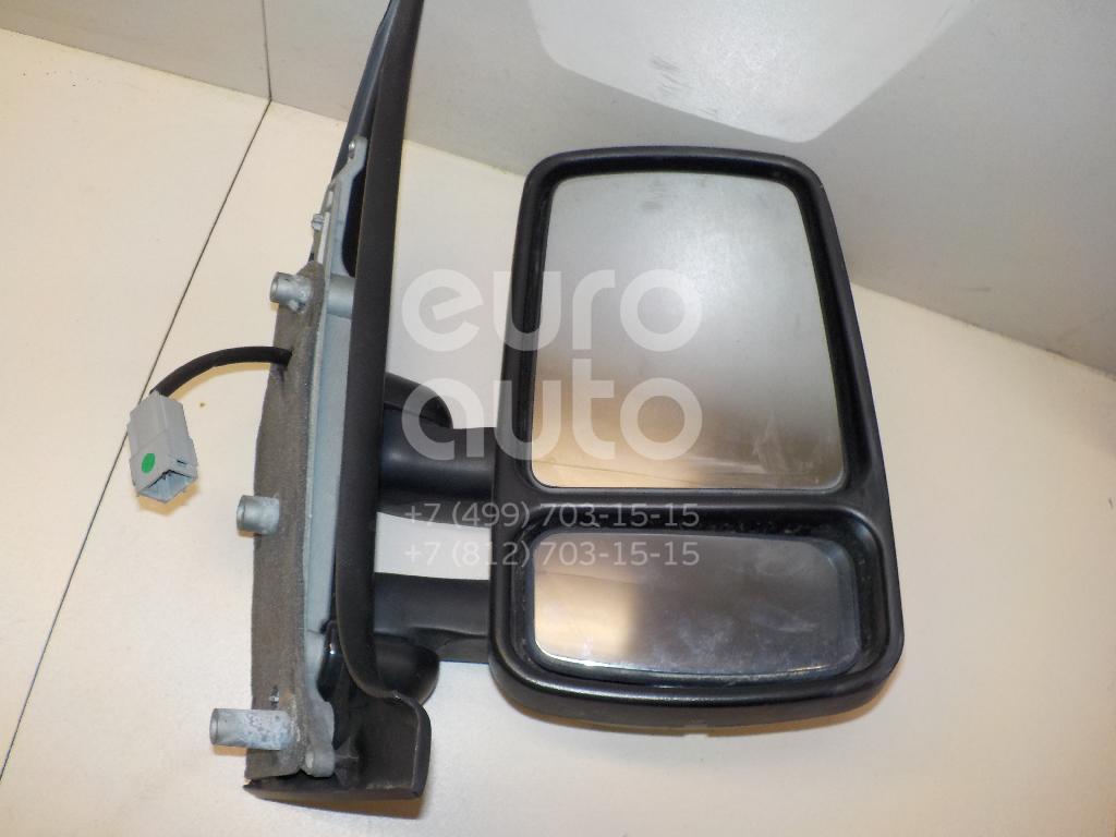 Зеркало правое электрическое для Renault Master II 2000-2010;Movano 1998> - Фото №1