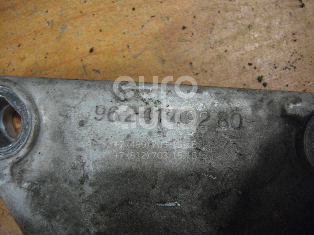 Кронштейн КПП левый для Peugeot 607 2000-2010 - Фото №1