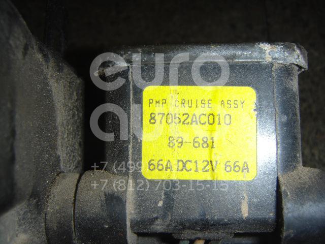 Моторчик привода круиз контроля для Subaru Legacy (B11) 1994-1998 - Фото №1