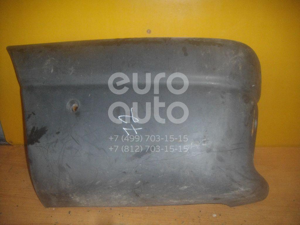 Накладка заднего бампера левая для Renault Master II 1999-2010 - Фото №1