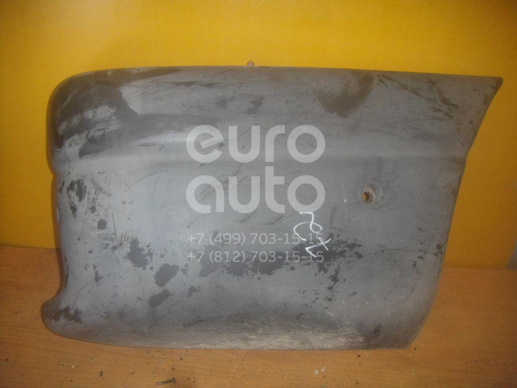 Накладка заднего бампера правая для Renault Master II 2000-2010;Movano 1998> - Фото №1