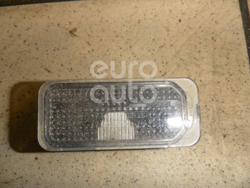 Фонарь подсветки номера для Ford Focus II 2008-2011 - Фото №1
