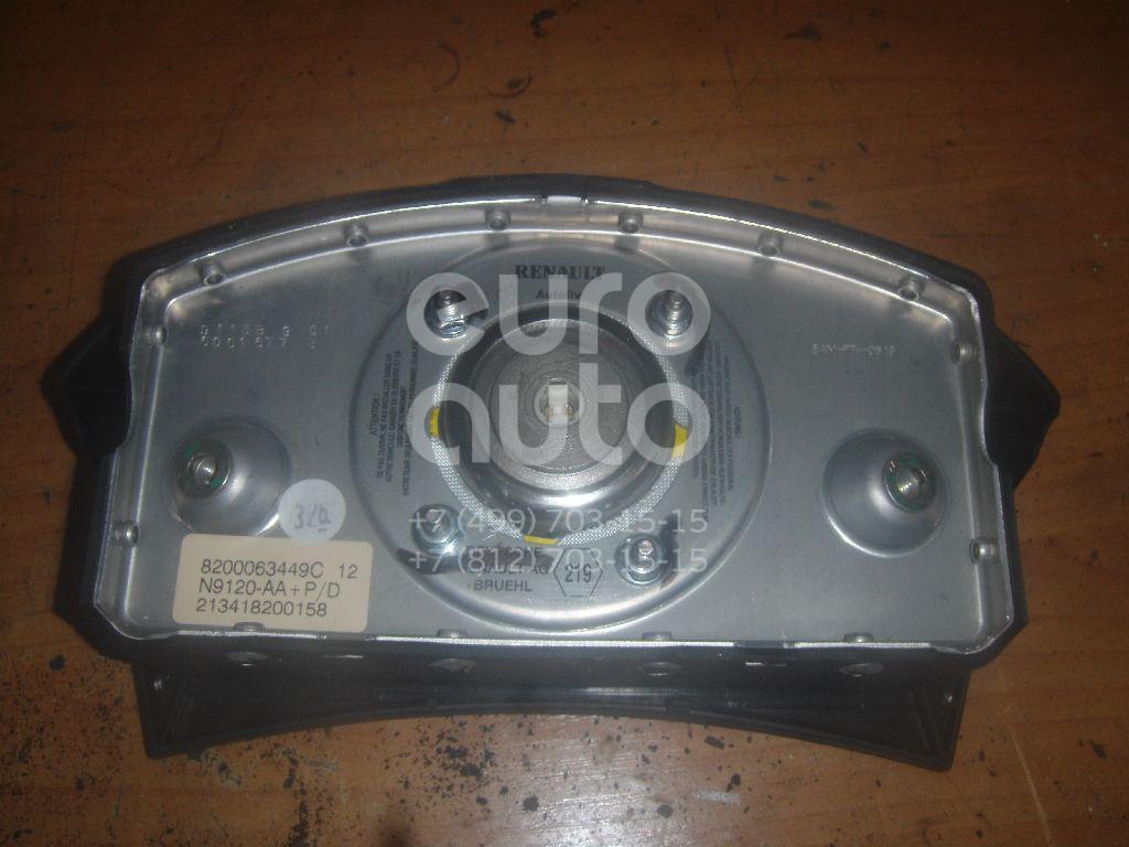 Рулевое колесо с AIR BAG для Renault Master II 1999-2010 - Фото №1