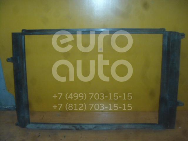 Рамка радиатора для Volvo V70 2001-2006;S80 1998-2006 - Фото №1