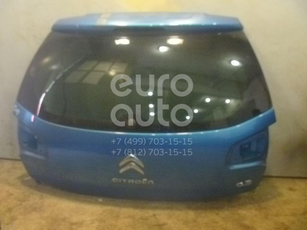 Дверь багажника со стеклом для Citroen C3 2009-2016 - Фото №1