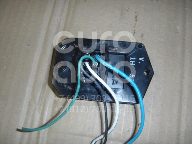 Резистор отопителя для Toyota Yaris 2005-2011 - Фото №1