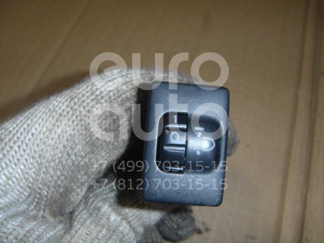 Кнопка корректора фар для Toyota Yaris 2005-2011;Camry V40 2006-2011;Land Cruiser (150)-Prado 2009>;Camry V50 2011> - Фото №1