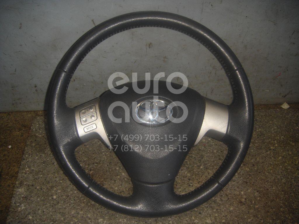 Рулевое колесо с AIR BAG для Toyota Auris (E15) 2006-2012 - Фото №1
