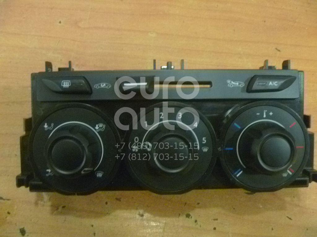 Блок управления отопителем для Citroen C3 2009> - Фото №1