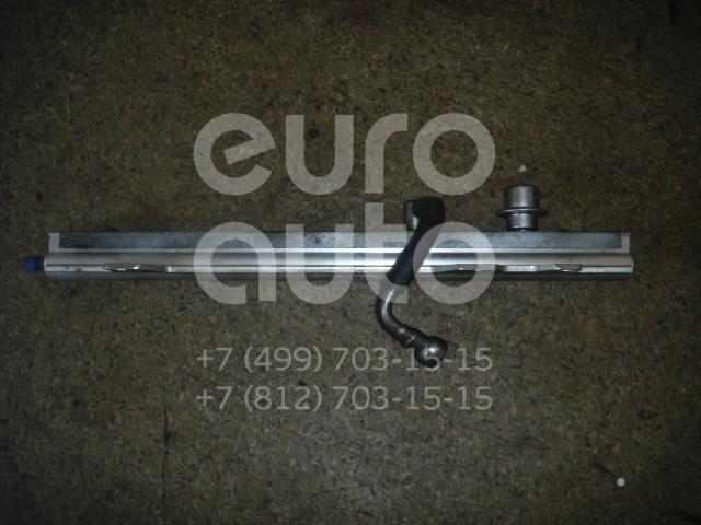 Рейка топливная (рампа) для Volvo V70 2001-2006;S70 1997-2001;V70 1997-2001;XC70 Cross Country 2000-2006;S80 1998-2006;C70 1997-2002;S60 2000-2009 - Фото №1