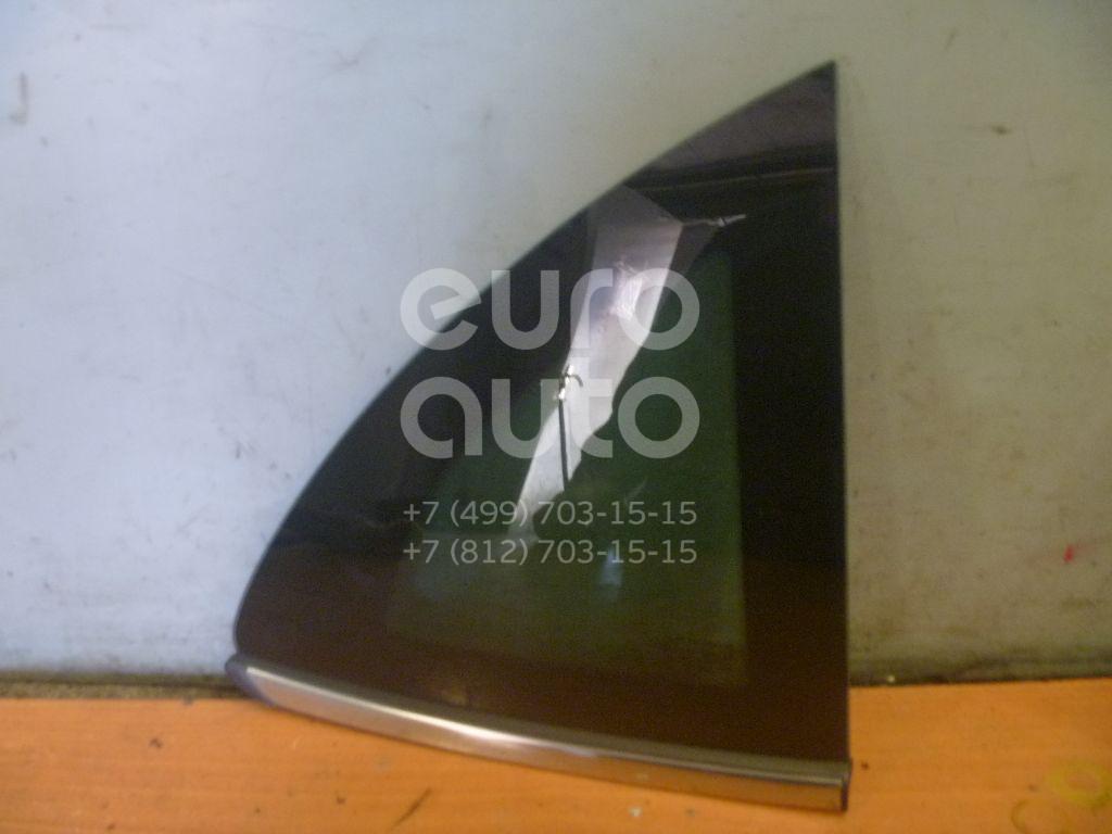Стекло кузовное глухое правое для Citroen C3 2009-2016 - Фото №1
