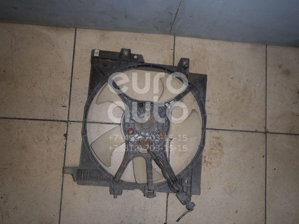 Вентилятор радиатора для Subaru Forester (S10) 1997-2000 - Фото №1