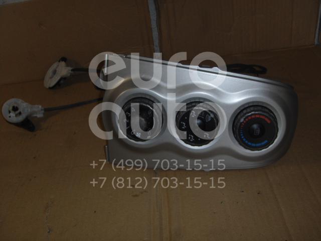 Блок управления отопителем для Toyota Yaris 2005-2011 - Фото №1